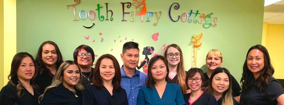 Tooth Fairy Cottage Dental San Jose Team
